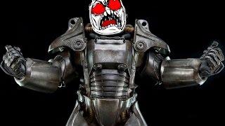 Вся суть нового режима Выживание в Fallout 4