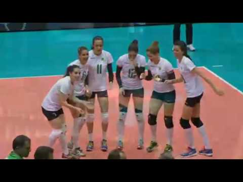Download Today Kenya vs Algeria   22 May 2016   2016 Volleyball Womens World Olympic Qualification