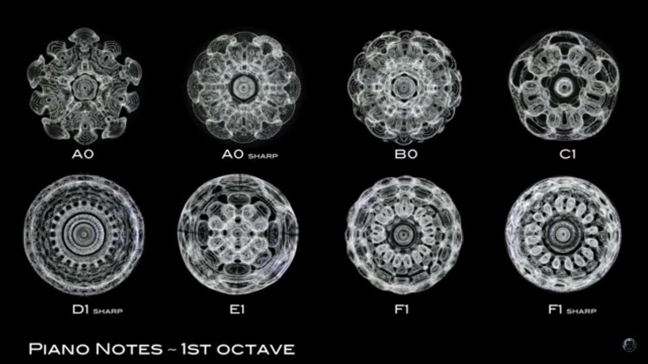 Vibration Patterns Awesome Decorating