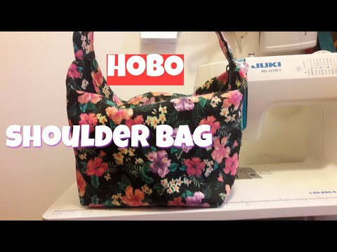 How to sew a Hobo Bag