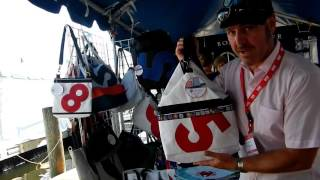 Catamaran Guru Talks With Ella Vickers - Annapolis Sailboat Show 2015