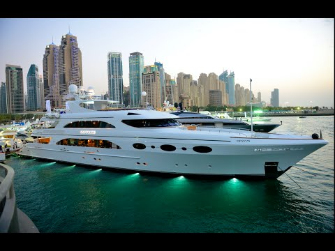THE BEST DUBAI INTERNATIONAL BOAT SHOW!!!!! CHECK IT OUT IT
