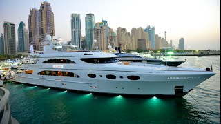 THE BEST DUBAI INTERNATIONAL BOAT SHOW!!!!! CHECK IT OUT IT IS UNBELIEVABLE