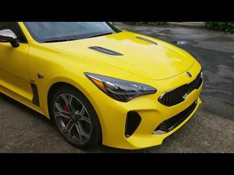 Jaguar F-Type vs Kia Stinger GT vs Pontiac Trans Am Turbo - Car vs Car thumbnail