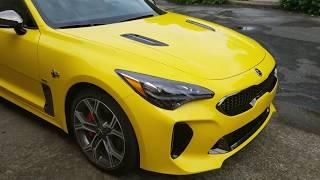 Jaguar F-Type Vs Kia Stinger Gt Vs Pontiac Trans Am Turbo - Car Vs Car