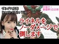 【宮脇咲良】ゼルダの伝説の強敵・ライネルをノーダメージで倒す!超絶技を披露♪