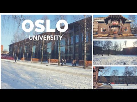 University of Oslo // Campus Tour