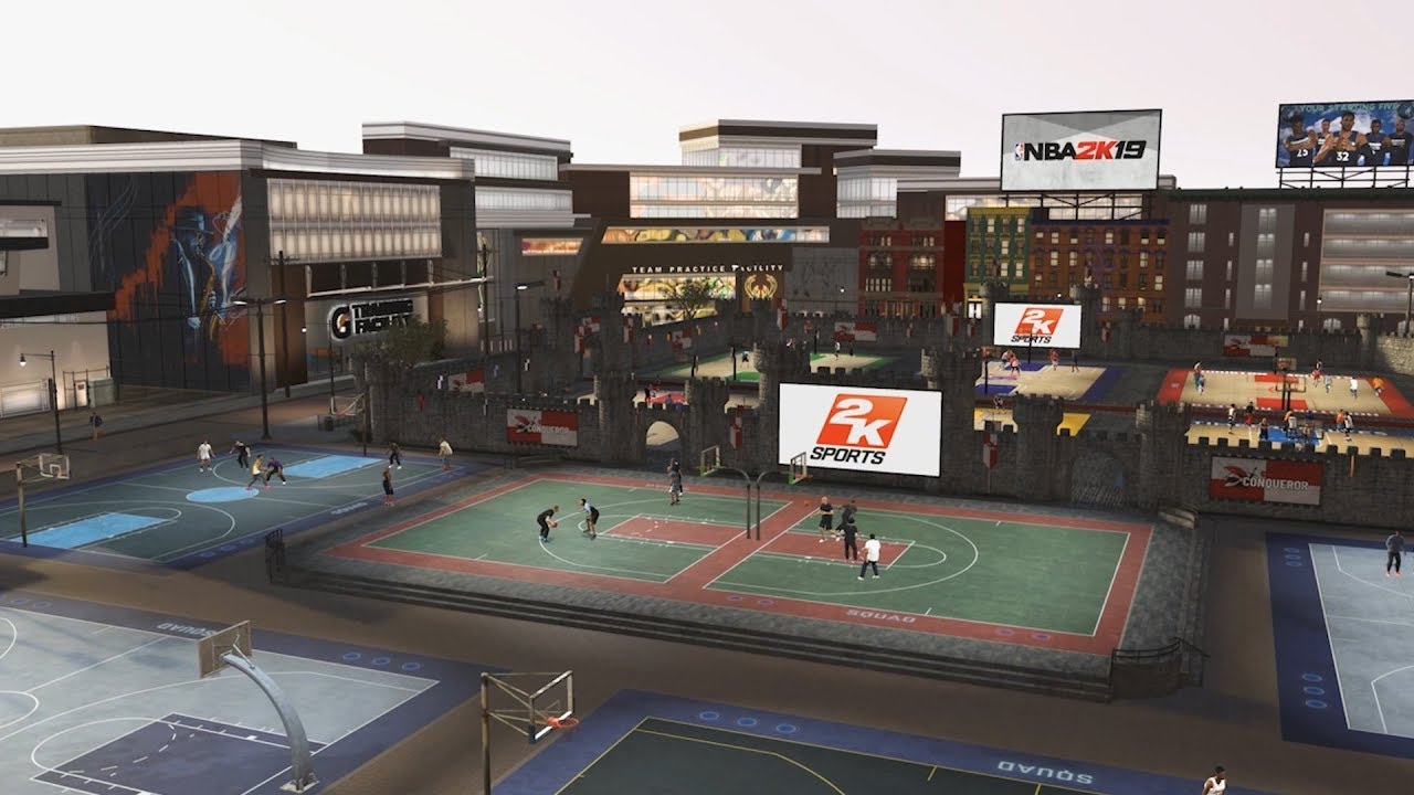 Image result for nba2k19 neighborhood