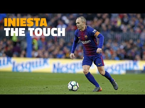 a47ed54fbe1 ANDRÉS INIESTA | Best compilation of moments of magical skill - YouTube