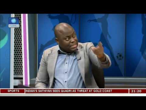 2018 Commonwealth Games: Team Nigeria Camp Update Pt.3 |Sports Tonight|