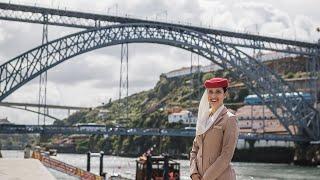 Discover Porto with Emirates cabin crew | Emirates...