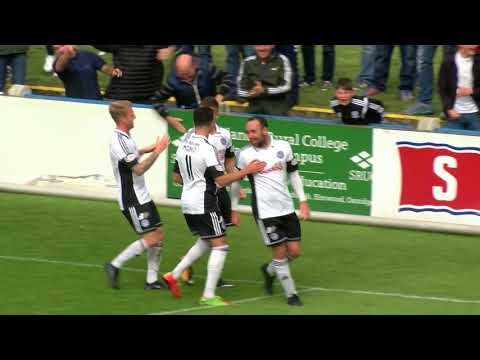 SPFL League 1: Stranraer v Ayr United