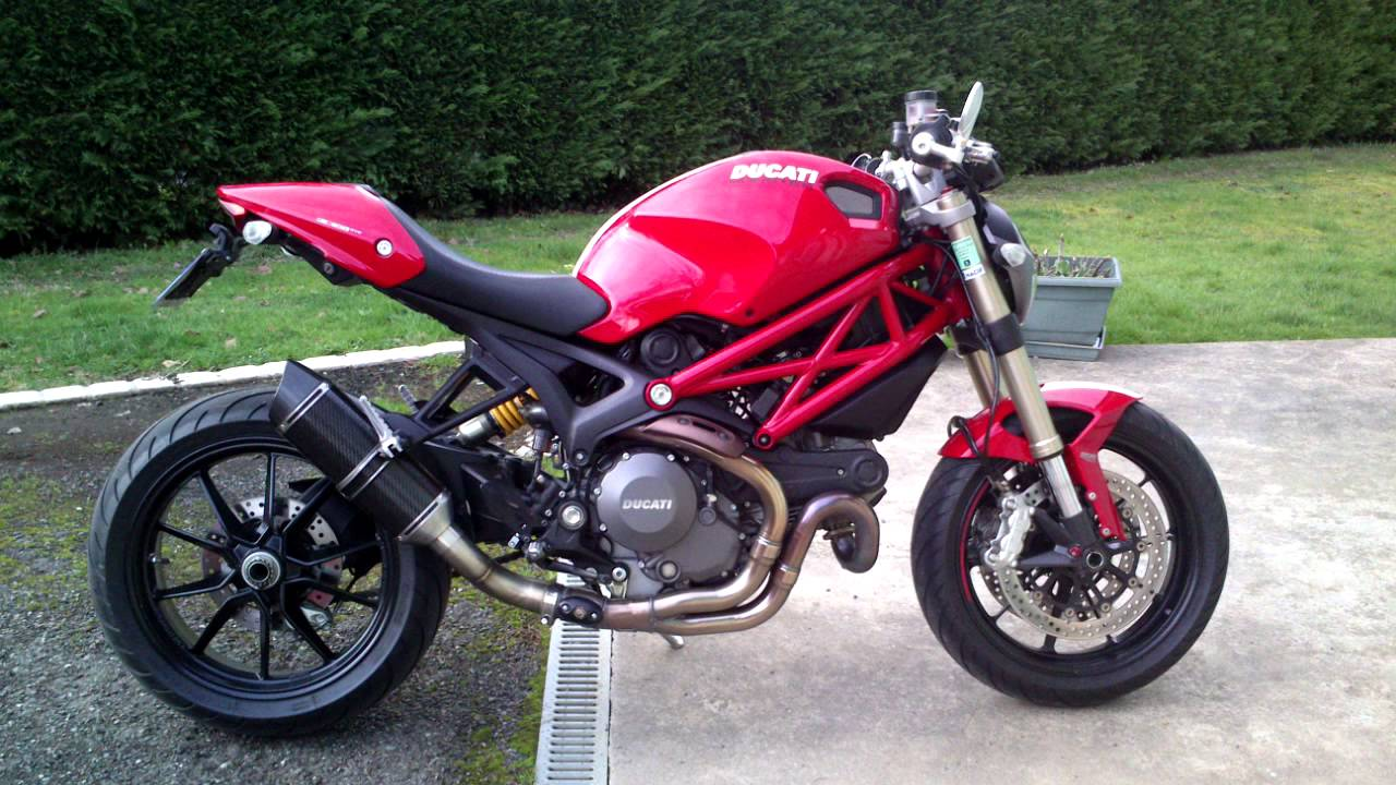 Ducati Monster 1100evo Fresco Exhaust