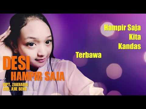 Desi  - Hampir Saja ( Official Lyric Video )