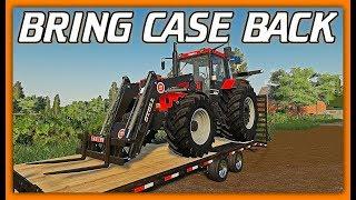 CASE IS BACK ON THE FARM! | Mercury Farms E15 | Let's Play FS19