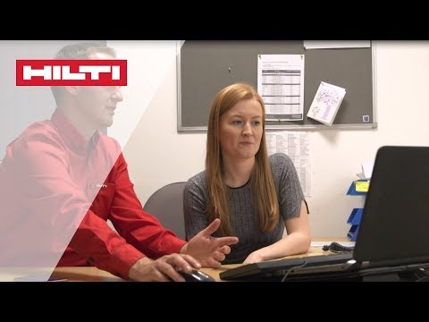 CUSTOMER TESTIMONIAL About Hilti ON!Track Asset Management From Astley Signs
