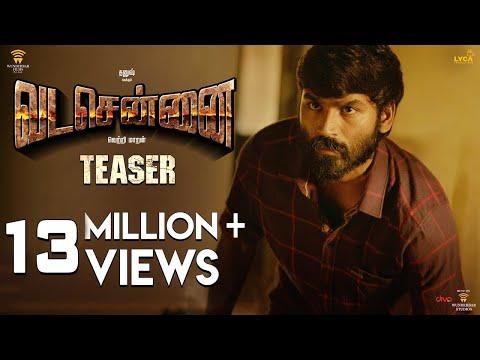 VADACHENNAI - Official Teaser (Tamil) | Dhanush | Vetri Maaran | Santhosh Narayanan