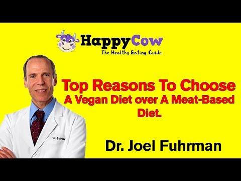 Why Choose Being Vegan Over Eating Meat? - Dr. Joel Fuhrman