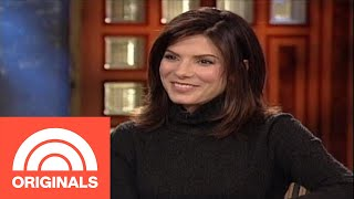 Sandra Bullock Talks