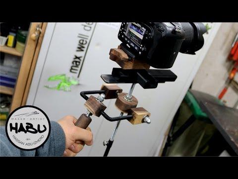DIY | Building a steadycam/flycam/glidecam