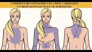 Un mois avant une crise cardiaque, votre corps vous avertira avec ces 9 signaux