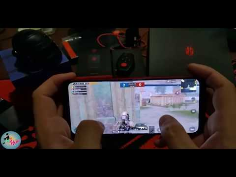Nubia Red Magic 3 Mobile phone Gaming Test - Review Price - Buy Online