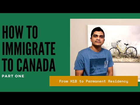 How To Immigrate To Canada From USA In 2020!