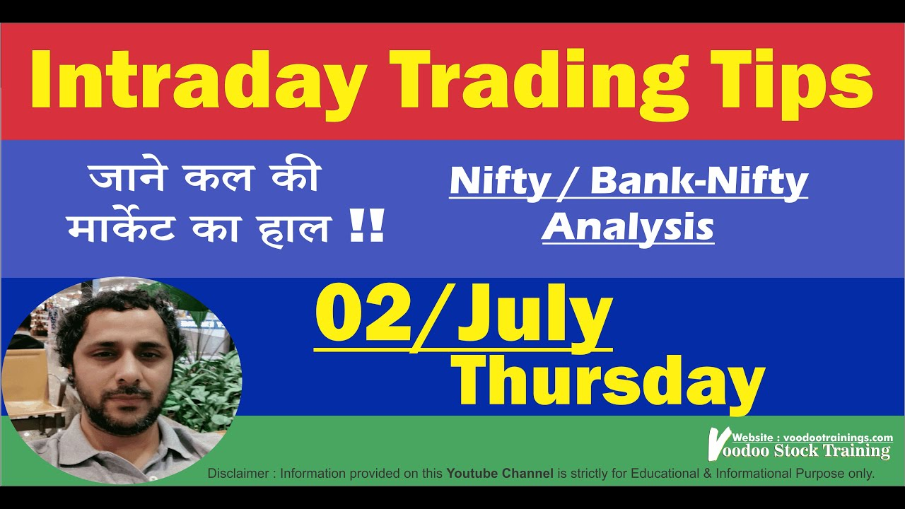 Best Intraday Stocks for 02 July | Free Intraday Live Trading Tips | Nifty & Bank Nifty Tips