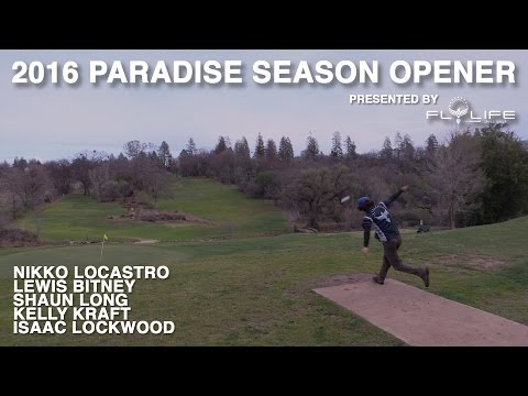 PHP #15 - Paradise Season Opener, 2016 (Locastro, Bitney, Long, Kraft, Lockwood)