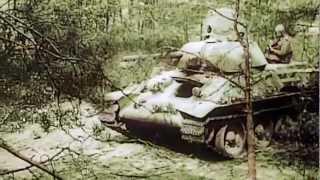 Sabaton - Panzerkampf Battle of Kursk