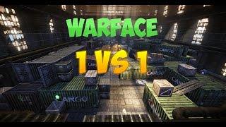 Warface: Игра 1 на 1 против девушки