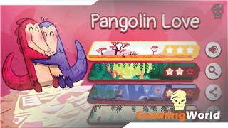 ♥ Valentine's Day Games 2017 ♥ Pangolin Love ♥ By Google ♥ Geamingworld