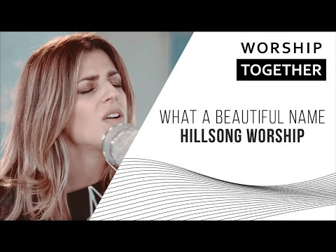 What A Beautiful Name  Hillsong Worship  New Song Cafe