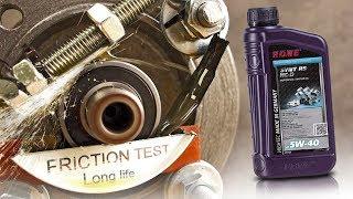 Rowe Synt RS HC-D 5W40 Jak skutecznie olej chroni silnik?