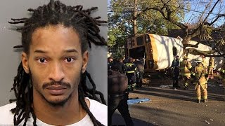 'Are y'all ready to die?' Drivers final words before killing 6 in Tennessee school bus crash