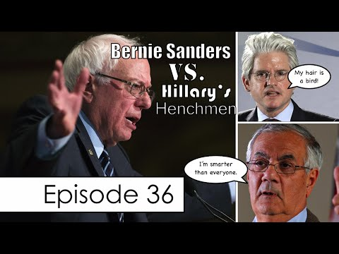 Bernie Sanders Attacked by David Brock, Barney Frank & More | Episode 36