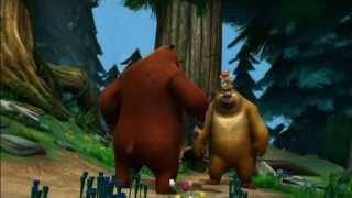 Мультики в Качестве HD 720, Медведи Соседи, серия 48