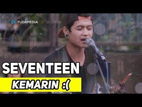 kemarin pengamen sabian cover tribute to seventeen di cfd idjen malang
