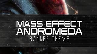 MASS EFFECT ANDROMEDA BANNER TEMPLATE ||  [LINK IN DESC] By JarryS