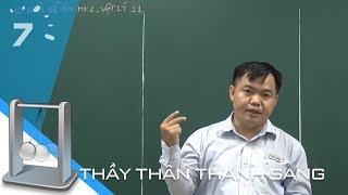 Hướng dẫn giải đề thi học kì 2 môn Vật Lý 11|HỌC247