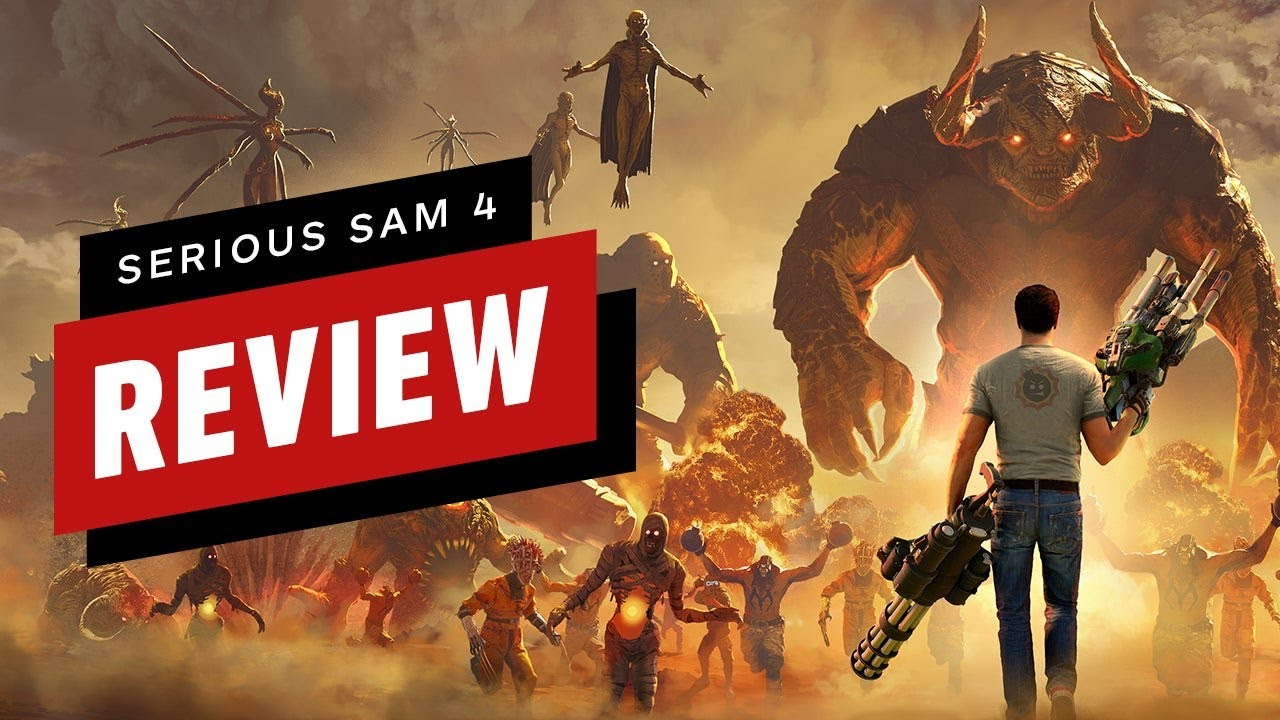 Serious Sam 4 Review - YouTube