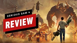 Serious Sam 4 Review (Video Game Video Review)