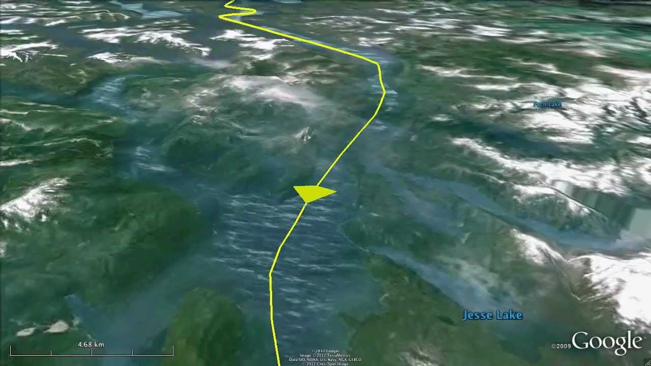Download Super tanker in Douglas Channel