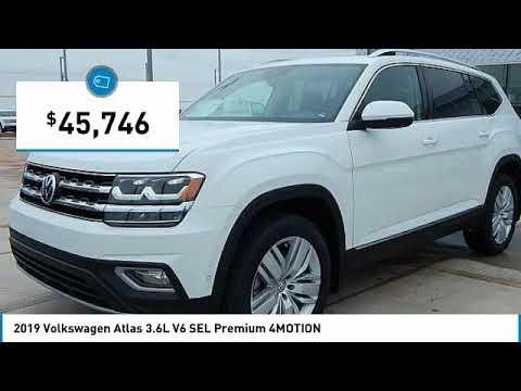 2019 Volkswagen Atlas Edmond Ok, Oklahoma City OK, Norman OK KC557583