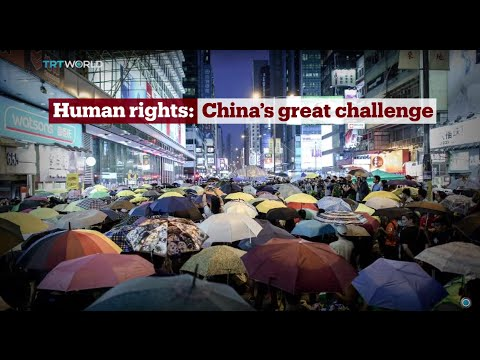 TRT World - World in Focus: Human rights: China's great challenge