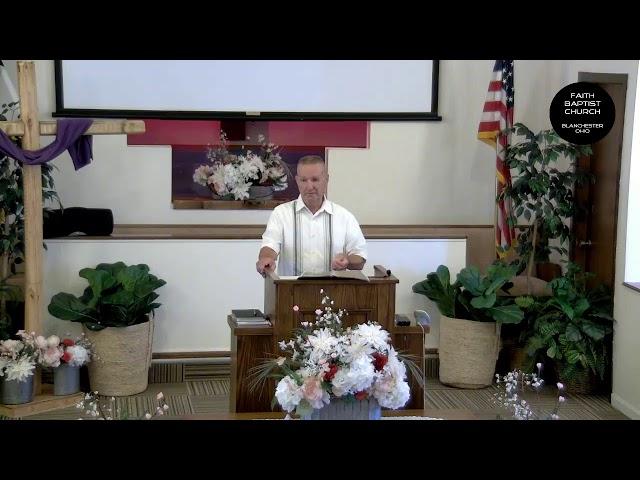 Welcome To Faith Baptist Church