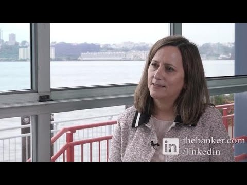 Emma Loftus, managing director, head of global payments and receivables,  treasury services, JPMorgan