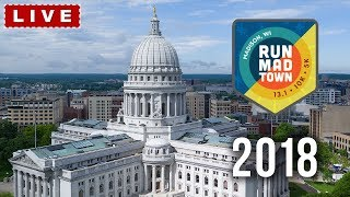 2018 Run MadTown Half Marathon Livestream