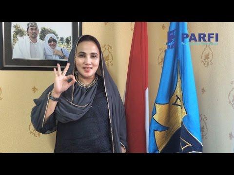Linda Sulaeman - Kabid Sosial PARFI #kongresparfi2016