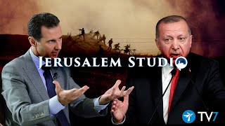 Syria: latest developments - Jerusalem Studio 489